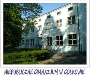 Zespół Szkół Niepublicznych w Gołkowie